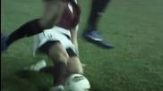 Женски футбол- Аби Уамбах рекламира Gatorade
