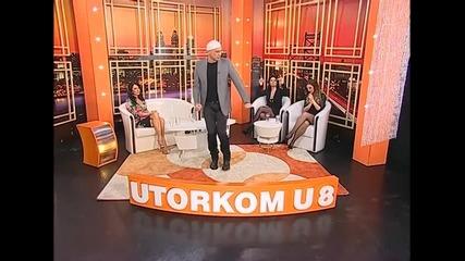Miki Mecava - Njeno ime - Utorkom u 8 - (TvDmSat 2013)