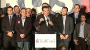 USA: Cruz congratulates Trump on Nevada win