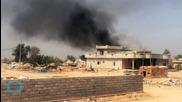 Iraqis Launch Offensive Against Islamic State Near Anbar Military Base