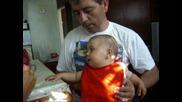 Йоанка на 8 месеца и 13 дни (05.07.2009г.) - 1