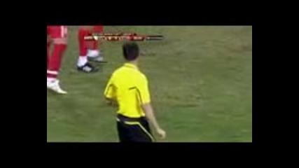 Fifa World Cup 2010 Словения - Англия полувреме 2