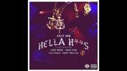 A$ap Mob ( A$ap Rocky, A$ap Ferg, A$ap Nast & A$ap Twelvyy ) - Hella Hoes ( Audio )