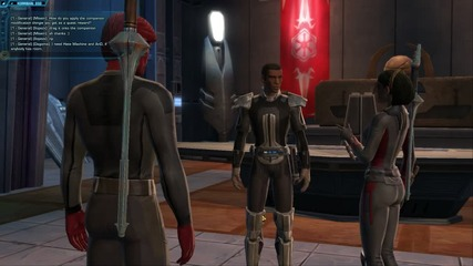 The old republic: Ексклузивно-the sith academy on Korriban!