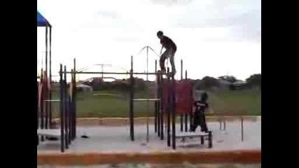Parkour Playground