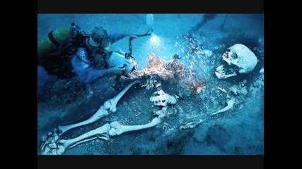 Изумително намериха гигантски човешки кости