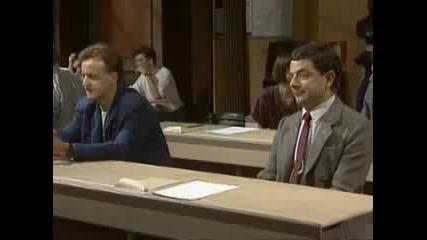 Mr Bean 1 Епизод ( 1 Част )