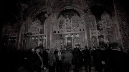 Тържествена интронация на император Владимир Шеломович Путин в Кремъл.