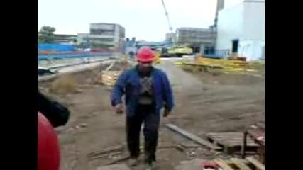 Циганин на Работа - голям смях