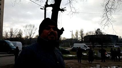 Събарят 9 незаконни къщи в пловдивската Арман махала
