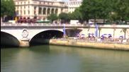 Красотата на Париж в минута и четиредесет и пет!