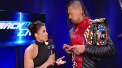 How did Seth Rollins break Shinsuke Nakamura's heart?: SmackDown LIVE, Nov. 13, 2018