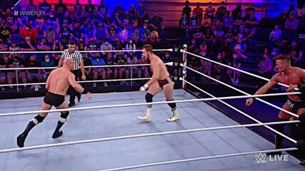 Josh Briggs & Brooks Jensen vs. Imperium: WWE NXT, Sept. 14, 2021