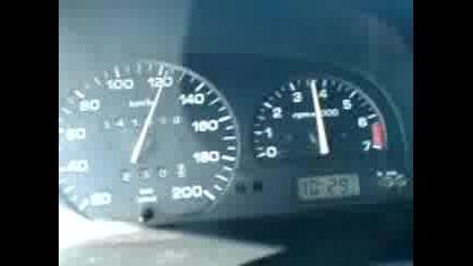 Seat Toledo 1.6i на 5 - а предавка