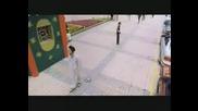 Как паркира жена в Япония