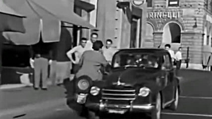 Swingrowers - Via Con Me Its Wonderful - Rome in the 50s