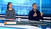 "Константин Ковачев за проекта му ""активното седене"""