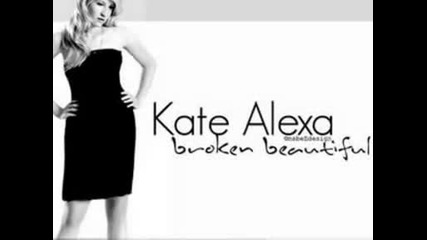Kate Alexa No ordinary girl with lyrics
