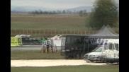 Константин Маршавелов Mitsubishi Evo X Писта Дракон 10.2009