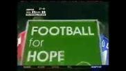 Отбора на Роналдиньо срещу отбора на Шевченко Част 3