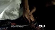 The Vampire Diaries Season 3 Episode 19 Extended Promo + превод
