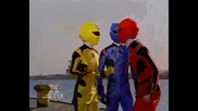Power Rangers Jungle Fury - 03