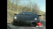 Lamborghini Reventon 2008 - Testdrive