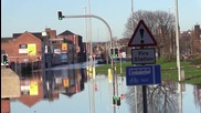 UK: 1,000s evacuated in northern England due to heavy rain and floods