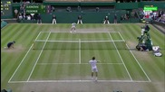Roger Federer - Grand Slam 2014 [ High Definition ]