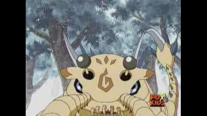 Digimon - 1 Сезон, 41 Епизод