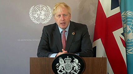 UN: BoJo pledges 30 per cent increase in funding to WHO