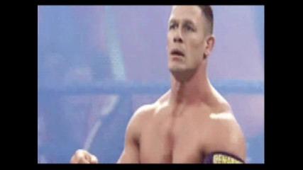 Maria & John Cena (love)