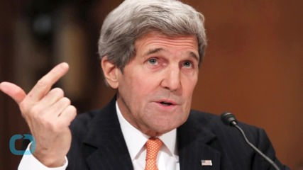 Kerry Urges House to Pass Senate Version of Iran Nuclear Bill