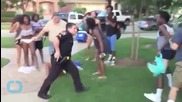 Texas Pool Party Officer Says He's Not Racist