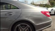 Nissan Gt-r V-spec vs Mercedes Cls63 Amg Biturbo