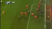 Ливърпул - Арсенал 3:3, Премиърлийг, 21-и кръг