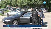 Арестуваха автокрадци на скъпи коли в Бургас