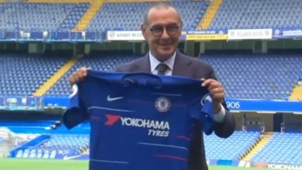 Маурицио Сари е новият мениджър на Челси