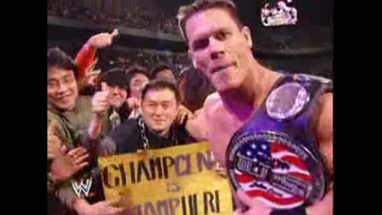 John Cena - My Life - Spinner Championship Belts!