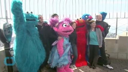 Ed Sheeran Visits 'Sesame Street'