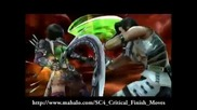 Soul Calibur 4 - All Character Critical Finishes (360p)