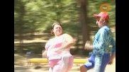 Голи и смешни - Възбуденият бегач