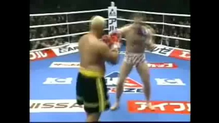 Mirco Cro Cop - Kick of Power