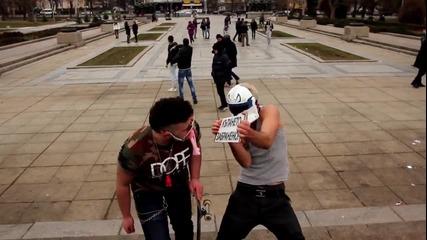 Най-големият Harlem Shake в България feat. Ангел & Моисей