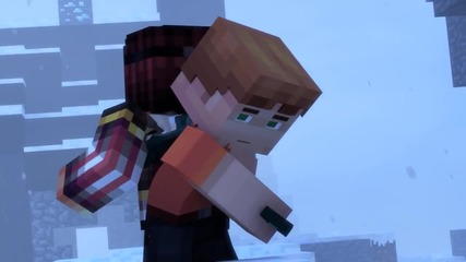 Skywars (minecraft Animation)