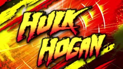 Внимание: Хълк Хоган!