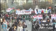 Chile's Emboldened Students Back on Streets to Defy Government