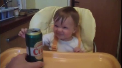 Бебе алкохолик