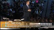 Cruz Rails Against 'crony Capitalism' - and Praises Wife's Goldman Sachs Career