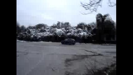 Черната Перла - Фиат Уно На Сняг